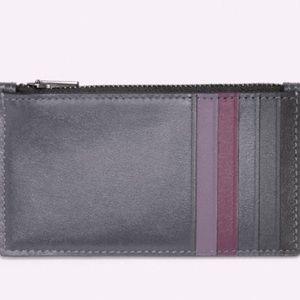 Coach Colorblock Wallet Card Case